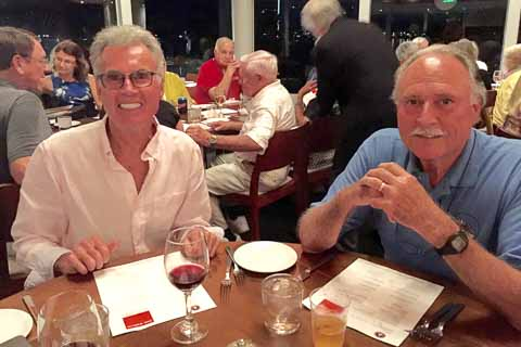LACB28 VF-191 Hellcat Reunion Dinner